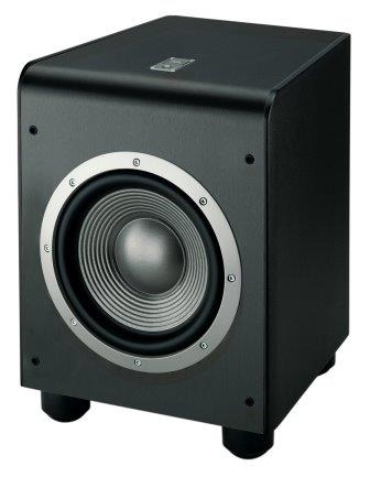 best subwoofer - JBL ES150PBK 300-Watt Powered 10-Inch Subwoofer