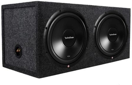 best car subwoofer - Rockford Fosgate Prime R2D2-12 12-Inches Car Audio Subwoofers