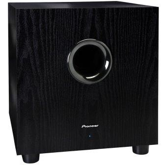 best home theater subwoofer - Pioneer SW-8MK2 Andrew Jones Designed 100-Watt Powered Subwoofer
