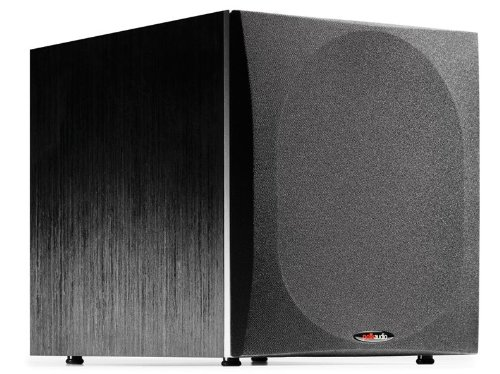 best home theater subwoofer - Polk Audio PSW505 12-Inch Powered Subwoofer