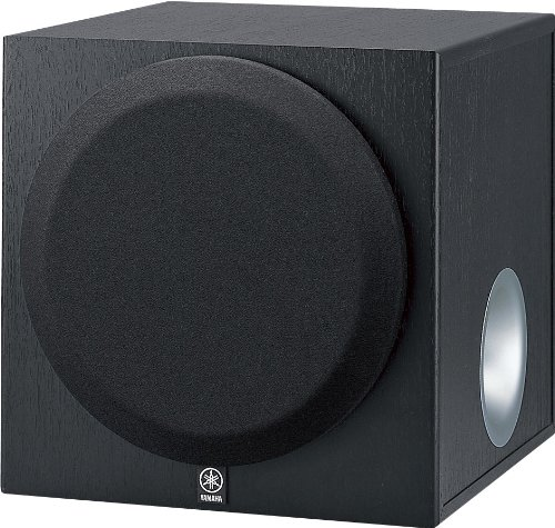 best home theater subwoofer - Yamaha YST-SW012 8-Inch Front-Firing Active Subwoofer