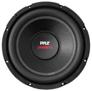 best 8 inch subwoofer Pyle PLPW8D 8-Inch 800 Watt Dual 4 Ohm Subwoofer Review