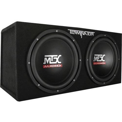 best car subwoofer - mtx audio Terminator 12 inch subwoofer