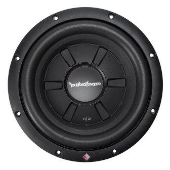 best 10 inch subwoofer - Rockford Fosgate R2 Ultra Shallow 10-Inch 4 Ohm DVC Subwoofer