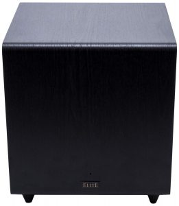 9 Pioneer Elite SW-E10 Powered Subwoofer
