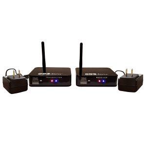 3. BIC America WTR-SYS Wireless Transmitter-Receiver Kit