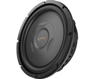 4 Infinity Reference REF1200S Shallow Mount 12 Subwoofer