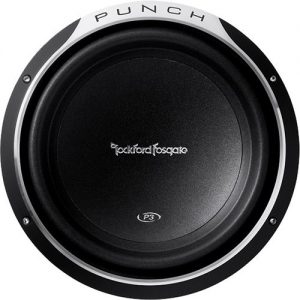 5 Rockford Fosgate P3SD2-12 Shallow Mount 12-Inch Subwoofer