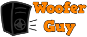 woofer guy logo