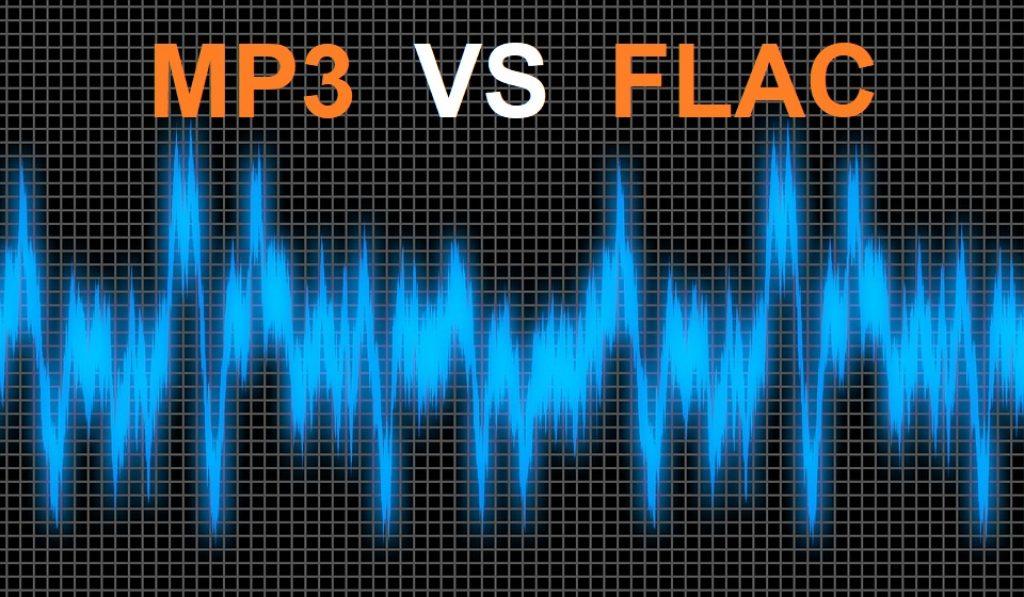 mp3 vs flac