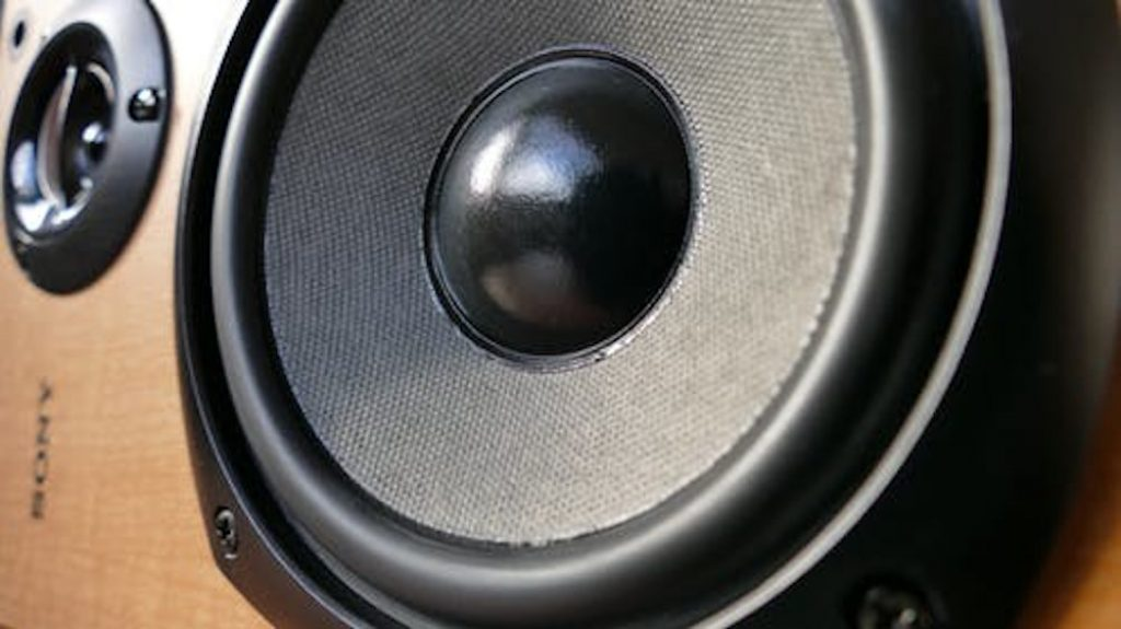 subwoofer clipping